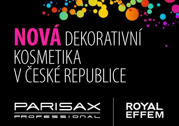 Nová dekorativní kosmetika v ČR